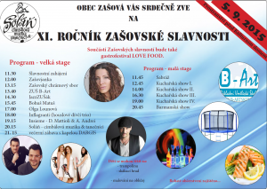 zašovské slavnosti 2015